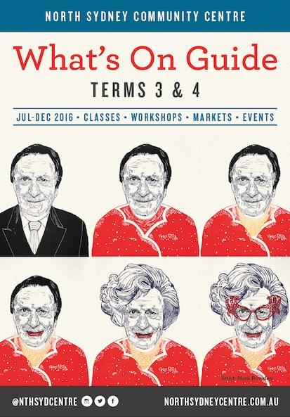 Course guide cover