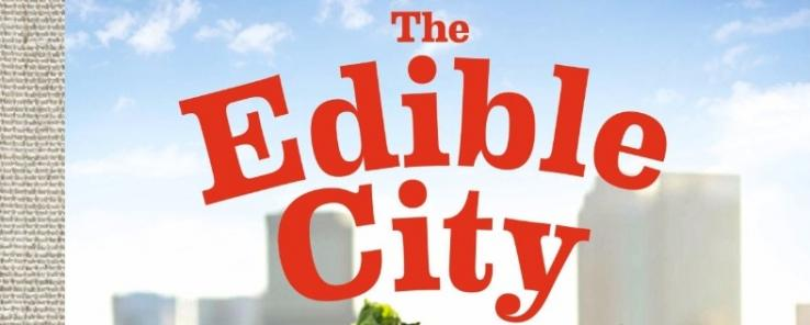 Indira Naidoo Presents The Edible City Free Market Event