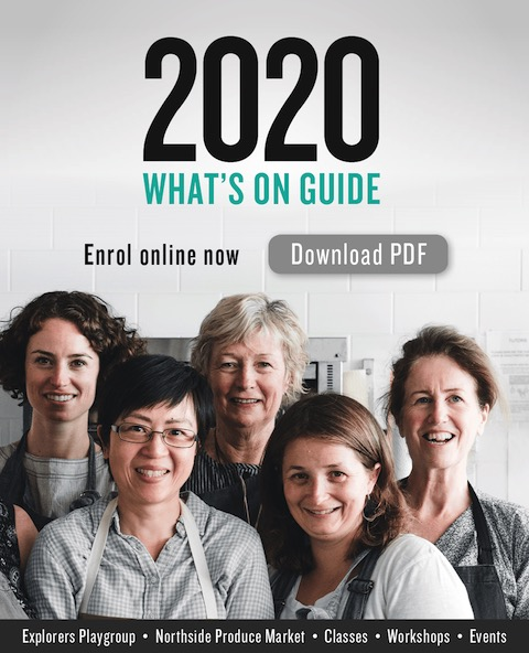 Whats on Guide cover